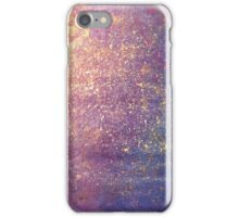 ☽⋆  Stardust Planet  iPhone Case/Skin