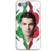 CRISTIANO RONALDO IS THE LEGEND iPhone Case/Skin
