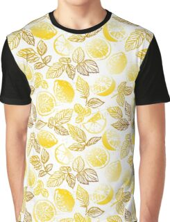 LemonTea Graphic T-Shirt