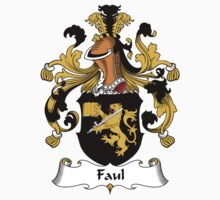 Faul Coat of Arms (German) by coatsofarms