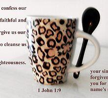 1 John 1:9 by trisha22