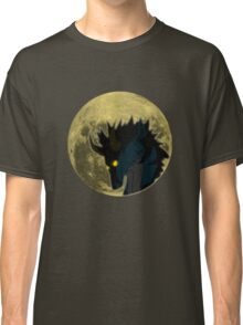 Sky and Moon Classic T-Shirt
