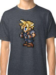 -FINAL FANTASY- Cloud Pixel Classic T-Shirt