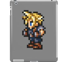 -FINAL FANTASY- Cloud Pixel iPad Case/Skin