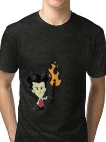 Don't Starve Wilson Tri-blend T-Shirt