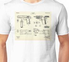 Fire Arm-1911 Unisex T-Shirt