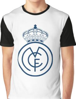 REAL MADRID FC Graphic T-Shirt