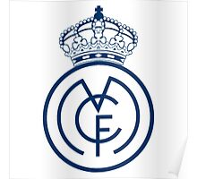 REAL MADRID FC Poster