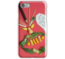 Don't Feed the Trolls... iPhone Case/Skin