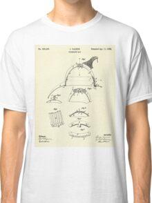 Fireman´s Hat- 1882 Classic T-Shirt