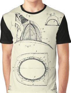 Fireman´s Hat- 1889 Graphic T-Shirt