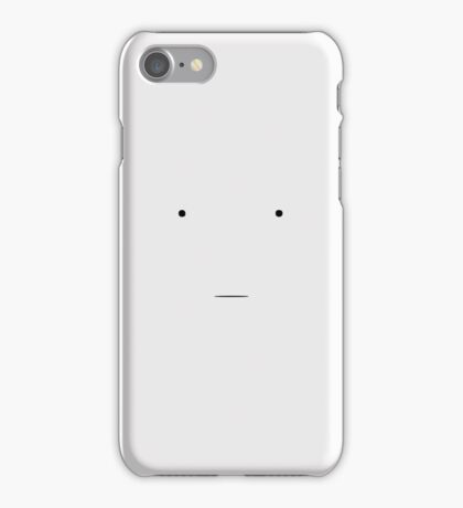 pokerface korosensei iPhone Case/Skin