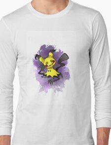 Mimikkyu Pokemon  Long Sleeve T-Shirt