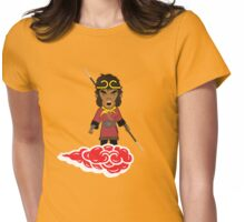 Monkey Magic  - Variant Three Womens Fitted T-Shirt