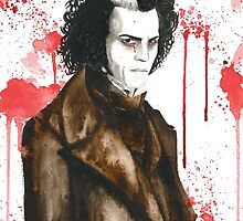 Sweeney Todd - Demon Barber by Duncan Delatousche