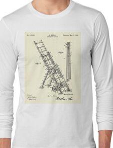 Fireman´s Ladder- 1895 Long Sleeve T-Shirt