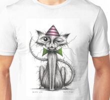 Zippy cat Unisex T-Shirt
