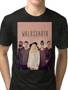 Walk Off The Earth Tri-blend T-Shirt