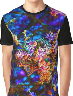 Acid Moss Graphic T-Shirt