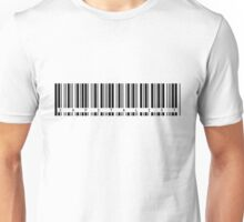 Capitalist Barcode Unisex T-Shirt