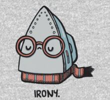 Iron-y Kids Clothes