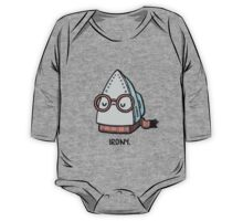 Iron-y One Piece - Long Sleeve
