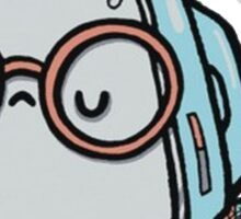 Iron-y Sticker