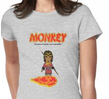 Monkey Magic  - Variant Five Womens Fitted T-Shirt