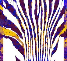I am not a zebra by basmaj