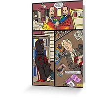 Tales To Admonish - Dead  Greeting Card