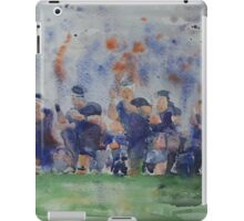 New Zealand World Cup 2015 Rugby Team iPad Case/Skin
