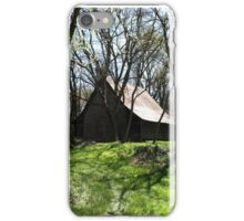 Shady Barn iPhone Case/Skin