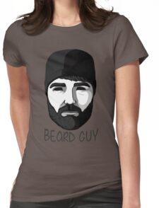 Beard Guy Womens Fitted T-Shirt