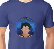 Morley for Potter w/ text by indygoh Unisex T-Shirt