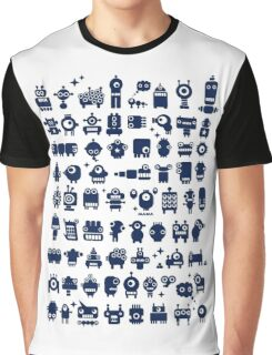 Roboposter. Graphic T-Shirt