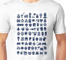Roboposter. Unisex T-Shirt