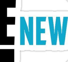 E News Sticker