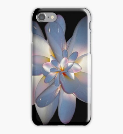 Frangipani Fun iPhone Case/Skin