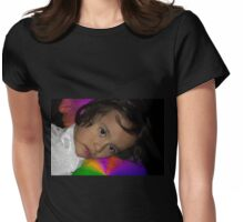 Cuenca Kids 823 Womens Fitted T-Shirt