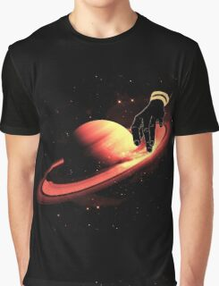 Saturntable Graphic T-Shirt