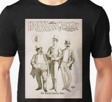 Performing Arts Posters Hoyts comic whirlwind A brass monkey a satire on superstition 1247 Unisex T-Shirt