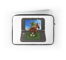 Link and Epona Come to Life Laptop Sleeve