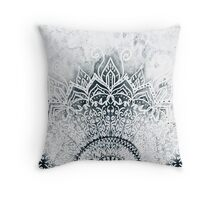 MINA MANDALA Throw Pillow