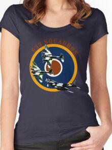 633 Squadron Women's Fitted Scoop T-Shirt