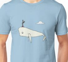 The Flying Whale Unisex T-Shirt