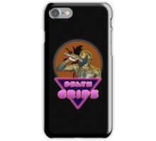 Retro Grips iPhone Case/Skin