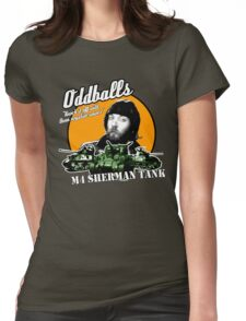 Oddball : Kelly's Heroes Womens Fitted T-Shirt