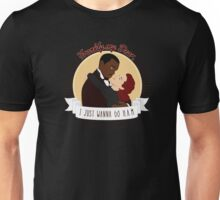 Frankly My Dear Unisex T-Shirt