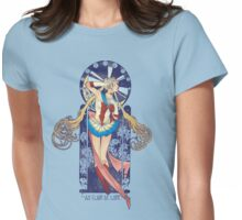 By Moonlight Womens Fitted T-Shirt