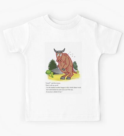 2016 - 09 Oh Help! Oh No! It's a Willdallo! Kids Tee